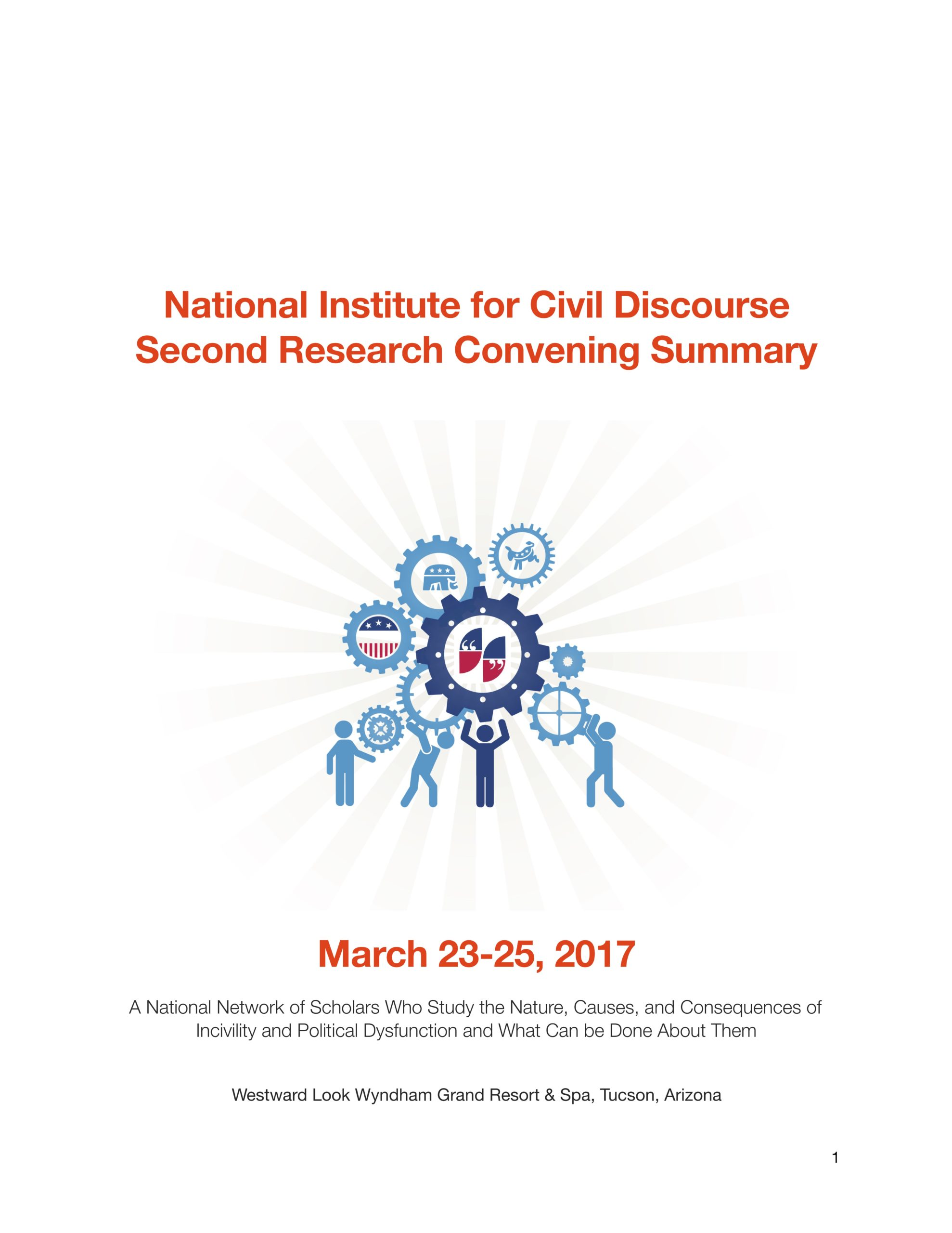 NICD Research Convening 2017